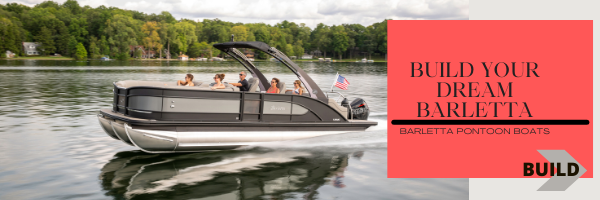 Build a Barletta Pontoon Boat online