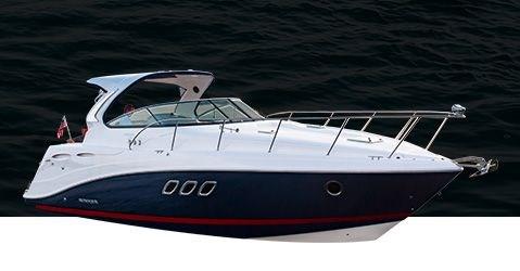 Rinker cabin cruiser