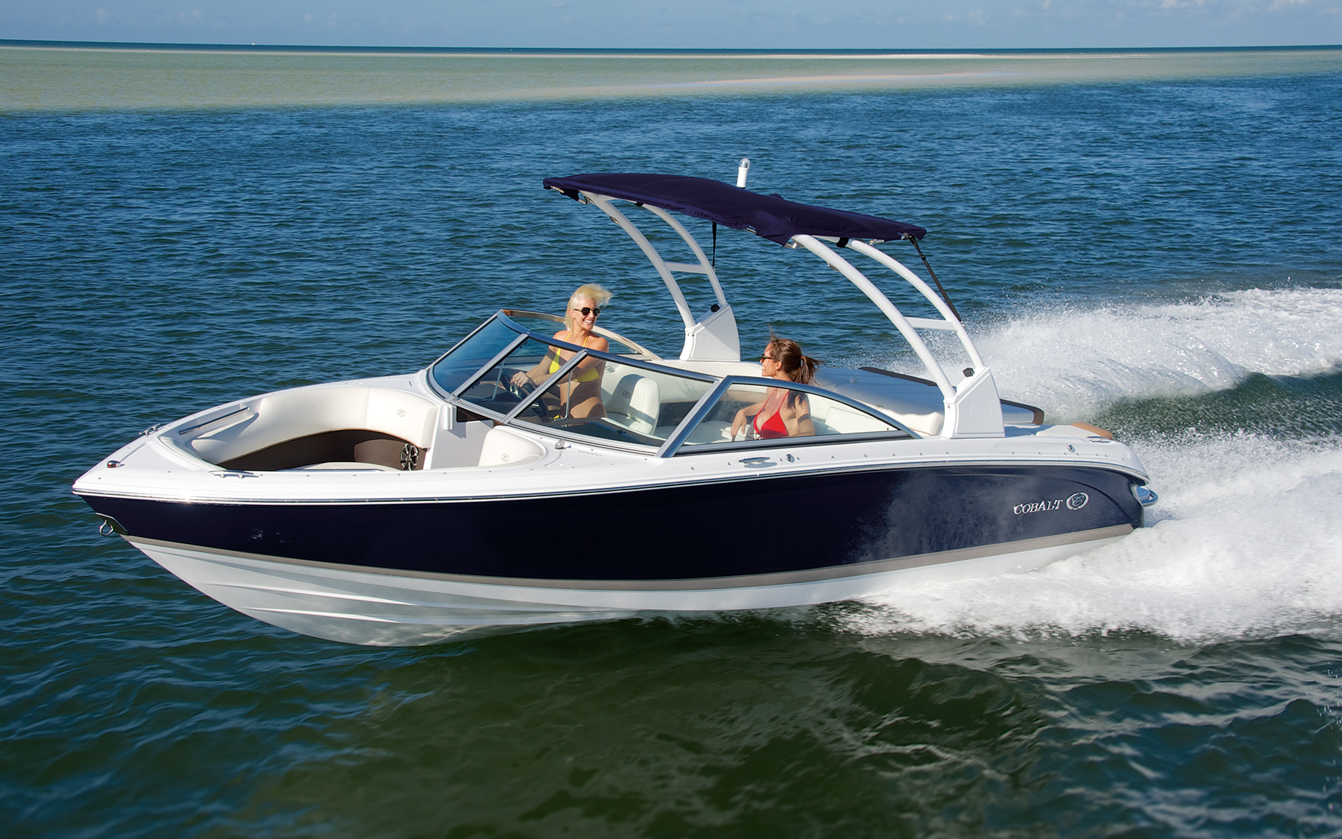 Cobalt Speed Boat